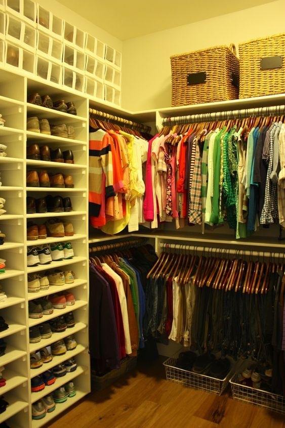 Master Closet Organization Organized By Kelley Www