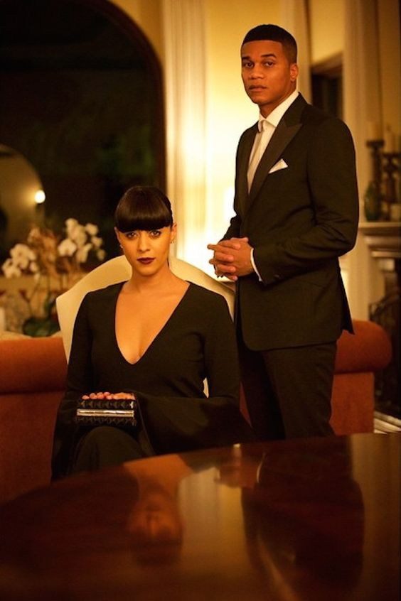 In love and having fun with fashion. I love this photo of Tia Mowry-Hardrict and Cory Hardrict :-)