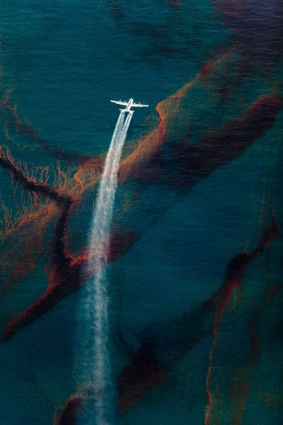 BP Horizon Deep Water oil disaster - adding some highly toxic dispersants to the oil spill.....credit: Daniel Beltra/Greenpeace The BP disaster raised a lot of questions about offshore drilling safety. Unfortunately, little—if anything—has been done to address those concerns. In fact, much more has been done to continue to expand offshore operations in spite of concerns.