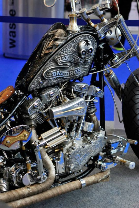 20 Customer Harley Davidson Choppers - Pun Intended News