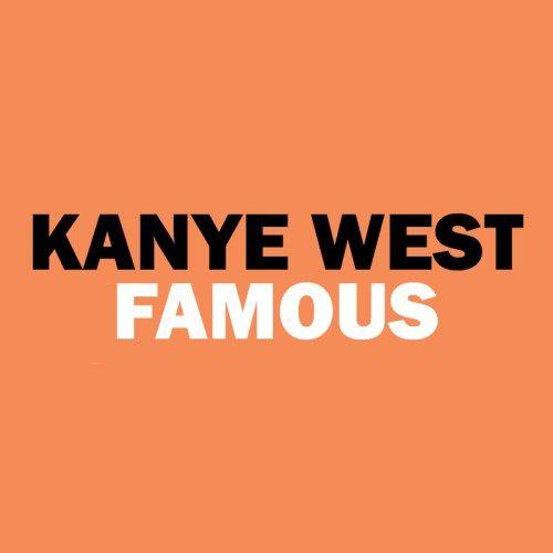 Kanye West – Famous acapella