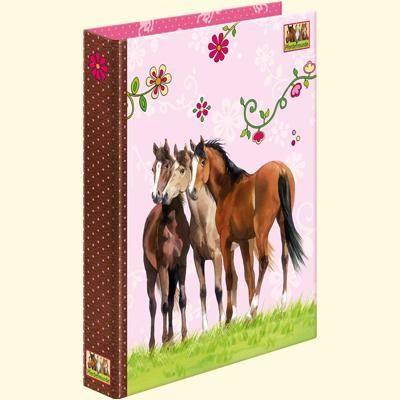 Die Spiegelburg Ringbuch A4 Pferdefreunde