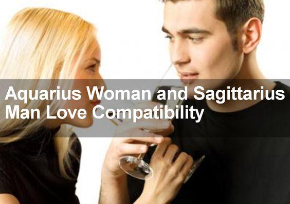 Sagittarius man and woman dating