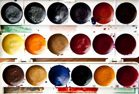 watercolors.....