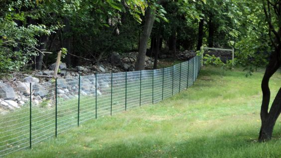 Agricultural No Climb Fence Installed By Tri Boro Fence In