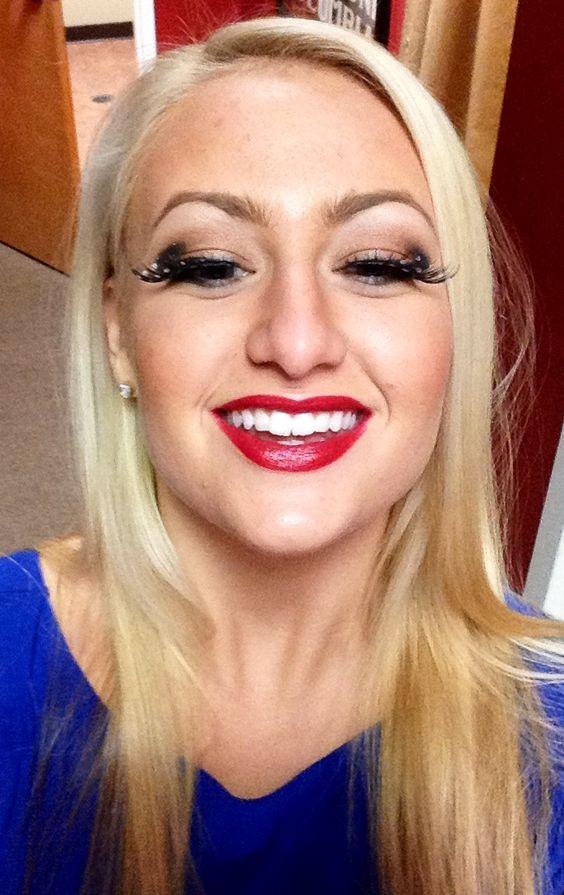 Polka Dot Eyelashes