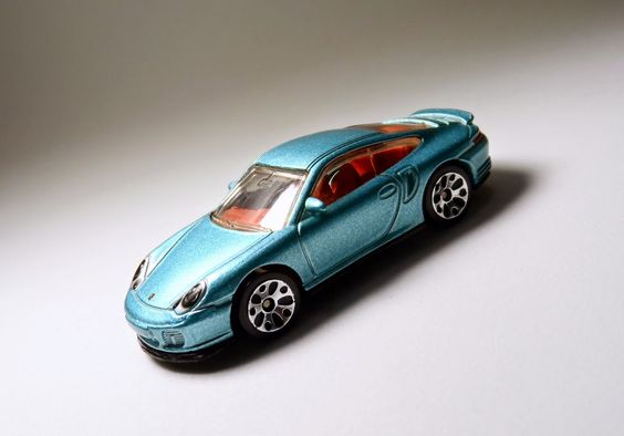 Porsche 911 Turbo - Matchbox