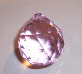 20mm Pink Crystal Ball Prisms *** Read more at the image link.