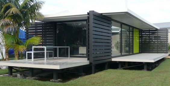 prefab house from new zealand modern houses pinterest ipad new