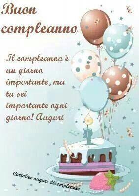 Pin Di Sara D Angelo Su Compleanno Buon Compleanno Compleanno
