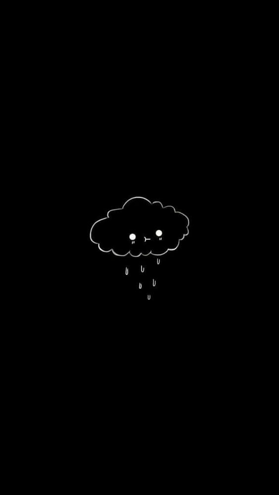 Sad cloud :(