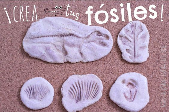 Si tenéis pequeños paleontólogos en casa, ¡quedarán encantados con la manualidad que haremos hoy! Es que hoy os enseñaremos a hacer… ¡fósiles de masa de sal! Esta manualidad es muy fácil y divertida, y dará mucho juego a los peques,...