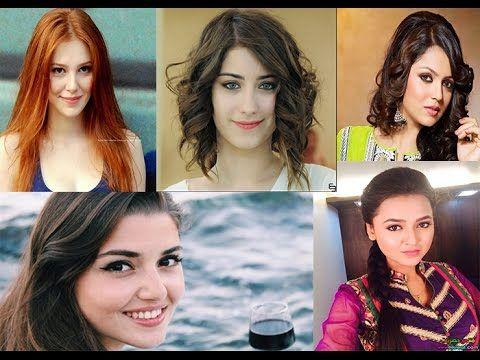 تحدي بين بطلة المسلسلات التركية والهندية من برأيكم الافضل Youtube