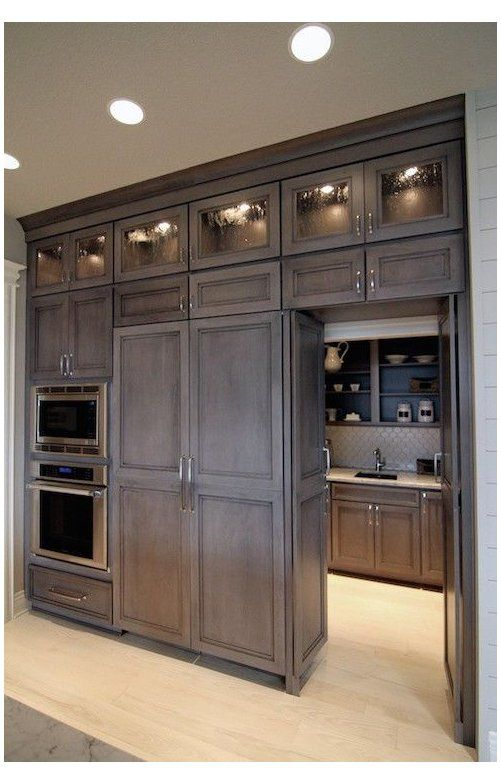 Walkin Pantry With Fridge Walkinpantrywithfridge Hidden Butlers Pantry Transitional Kitchen Ne Pantry Design Kitchen Pantry Design Kitchen Pantry Doors