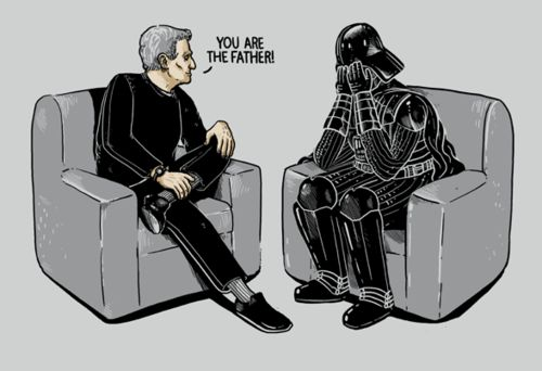 You are the father