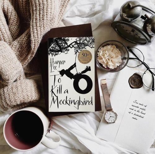 To Kill a Mockingbird // Harper Lee | Book photography, Book flatlay, Book  photography instagram