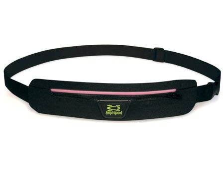 AirFlow Microstretch Belt™ - Breathable, comfortable, no-bounce waist belt for carrying gear, music and essentials on-the-go.
