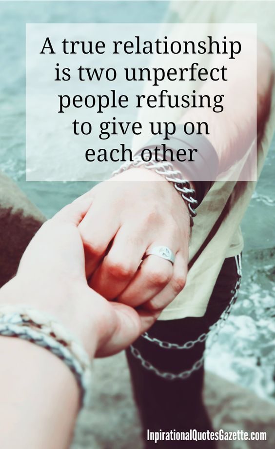 Inspirational Quote about Love and Relationships