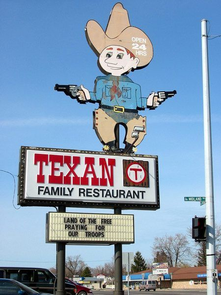 Texan Restaurant Bay City Mi