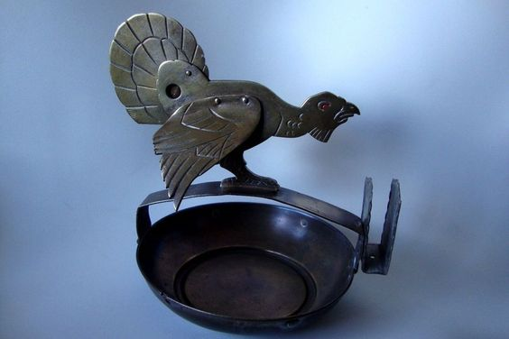 antique Cigar Cutters bronze  FREE SHIPPING WORLDWIDE //