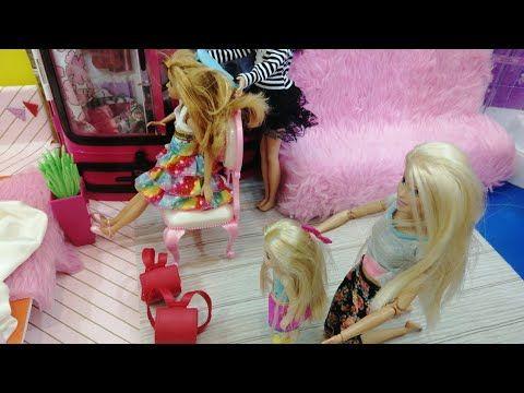 العودة للمدرسة روتين باربي واخوتها في المدرسة سكيبر وستيسي وتشيلسي العاب باربي Youtube Lily Pulitzer Dress Pulitzer Dress Youtube