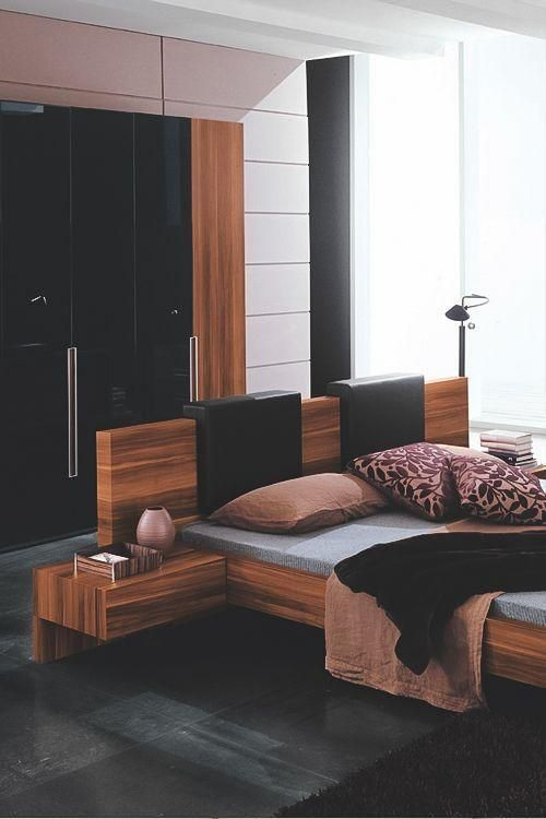 50 Modelle Von Holzbetten Modernes Schlafzimmer Bett Modern Schlafzimmer Einrichten