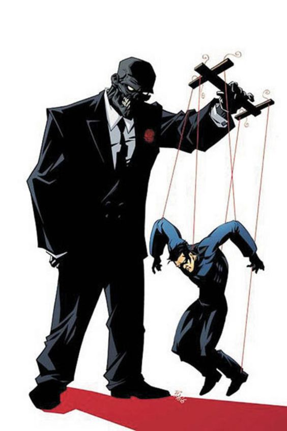 Image result for black mask dc comics marksman