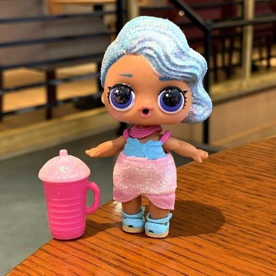 LOL Bling série Splash Queen Doll