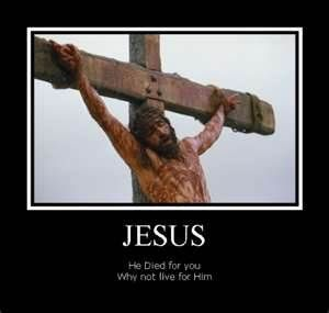 Jesus, Saviour  Why not live for someone willing to die for you?
