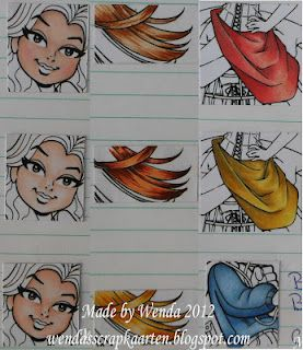 Copic Swatch Book