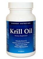 Everest Nutrition :: Krill Oil {PLUS Giveaway - Ends 4/28}