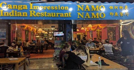 Top Indian Restaurants In Guilin Yangshuo For Indian Travellers Top Indian Restaurants Guilin Yangshuo