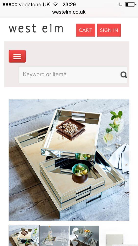 Coffee table top idea