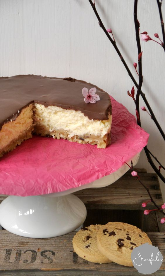 Shortbread-Cheesecake