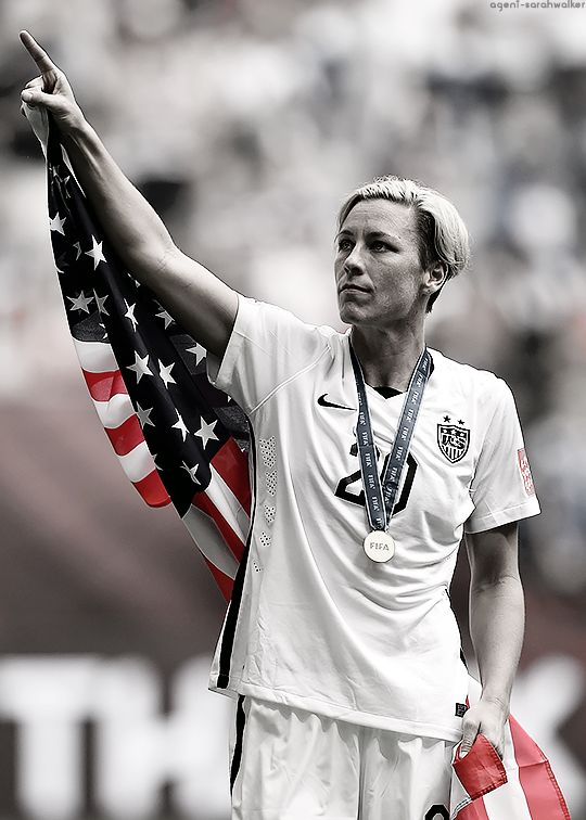 Abby Wambach uswnt so long legend