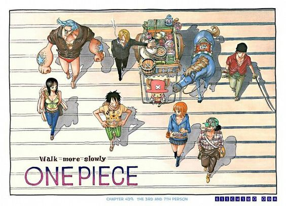 "One Piece | ""Walk..."