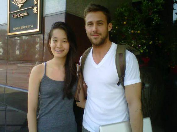 Ryan Gosling in 2012