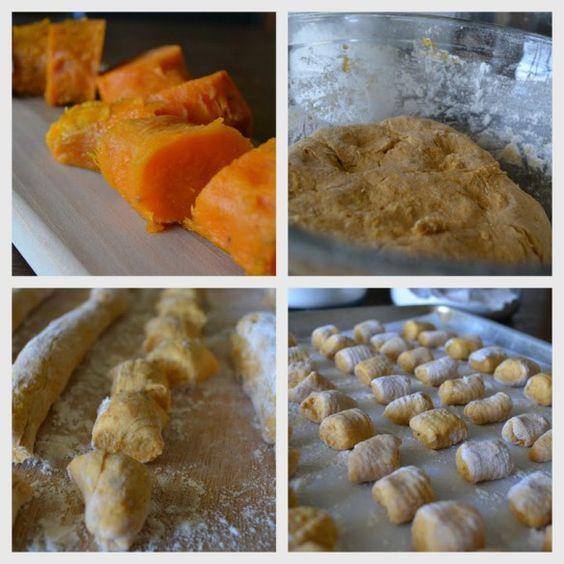 Sweet Potato Gnocchi An Unrefined Vegan