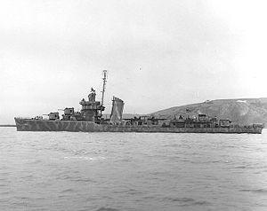 USS Hughes (DD-410)