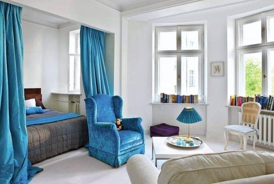 В однокомнатной квартире лучшим местом для сна является диван-кровать — миф