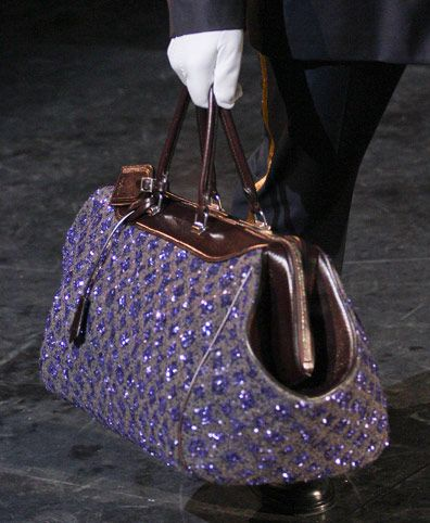 Louis Vuitton 2012 Fall collection. I love this blue for fall. Is blue the new gray?