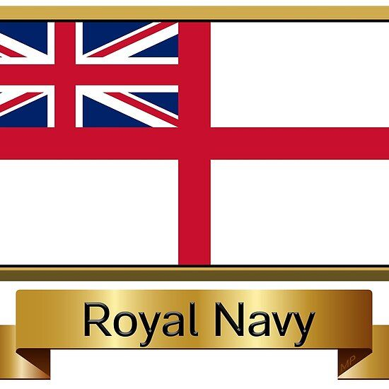Royal Navy Named White Ensign Stickers Gifts Products In 2020 Royal Navy Flags Of The World Royal