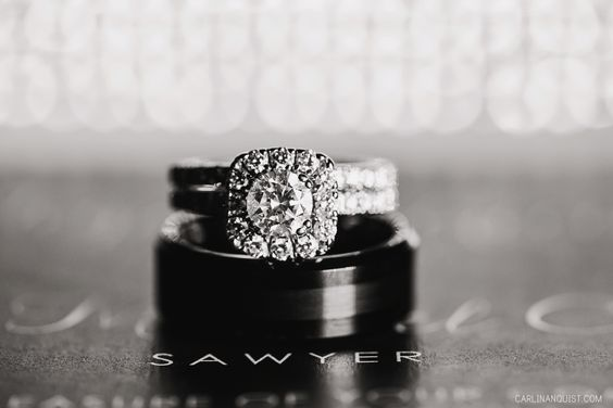 Wedding Rings | Macro