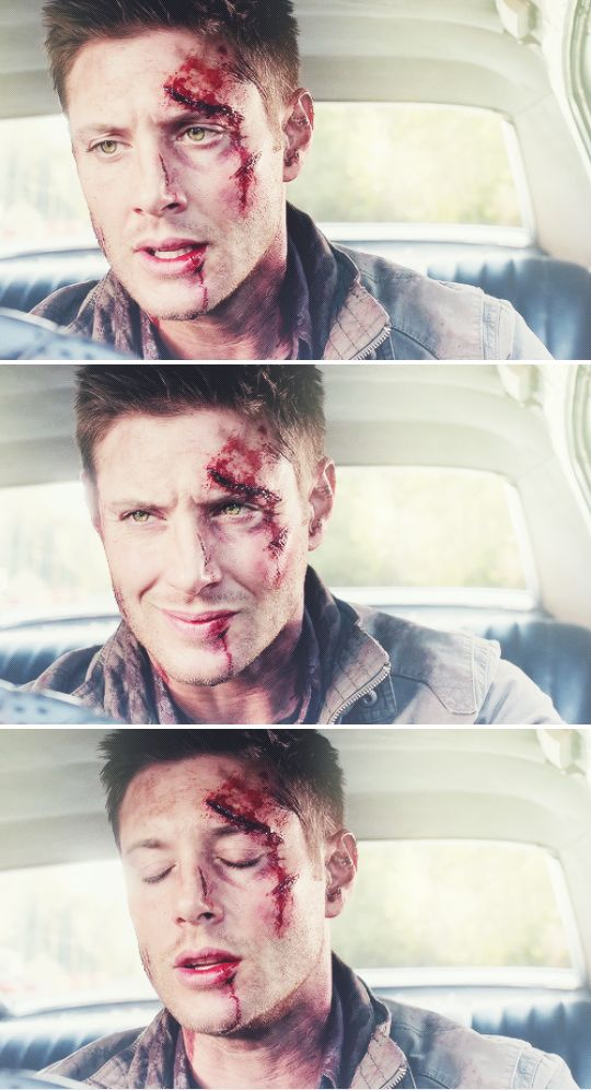 We were full of life, we could barely hold it in, we were amateurs in war, strangers to suffering. (Mars by Sleeping At Last) #Spn