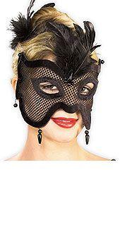 Mystery Lady Mesh Mask