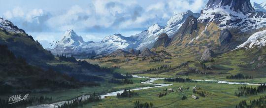 Legendary Landscapes