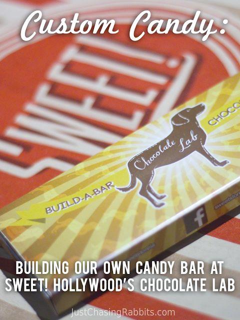 custom candy bar