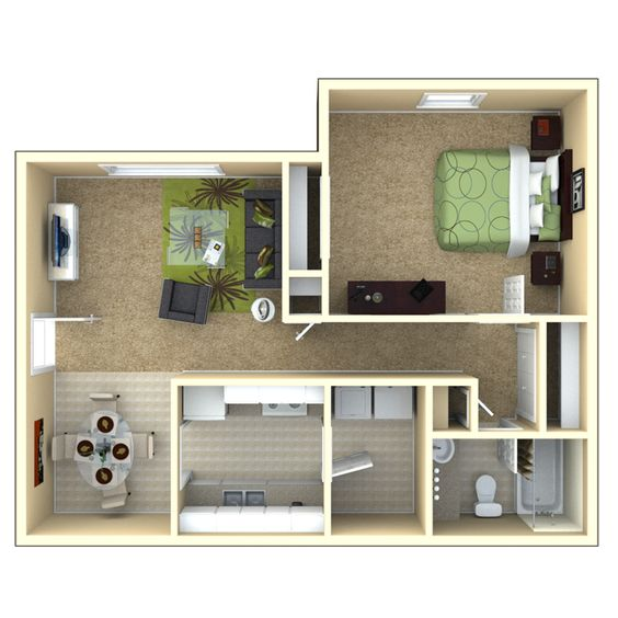 Pinterest the world s catalog of ideas for 1 bedroom garage apartment