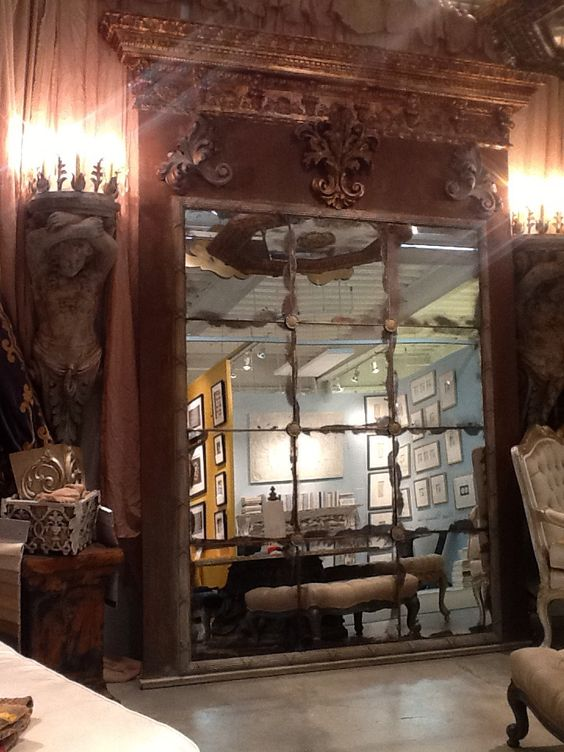 Be Hold The Wall Mirror 9 Foot Tall X 6 Foot Wide With
