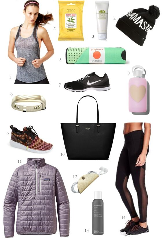 Gift Guide: For the Fitness Enthusiast - 26 and Not Counting